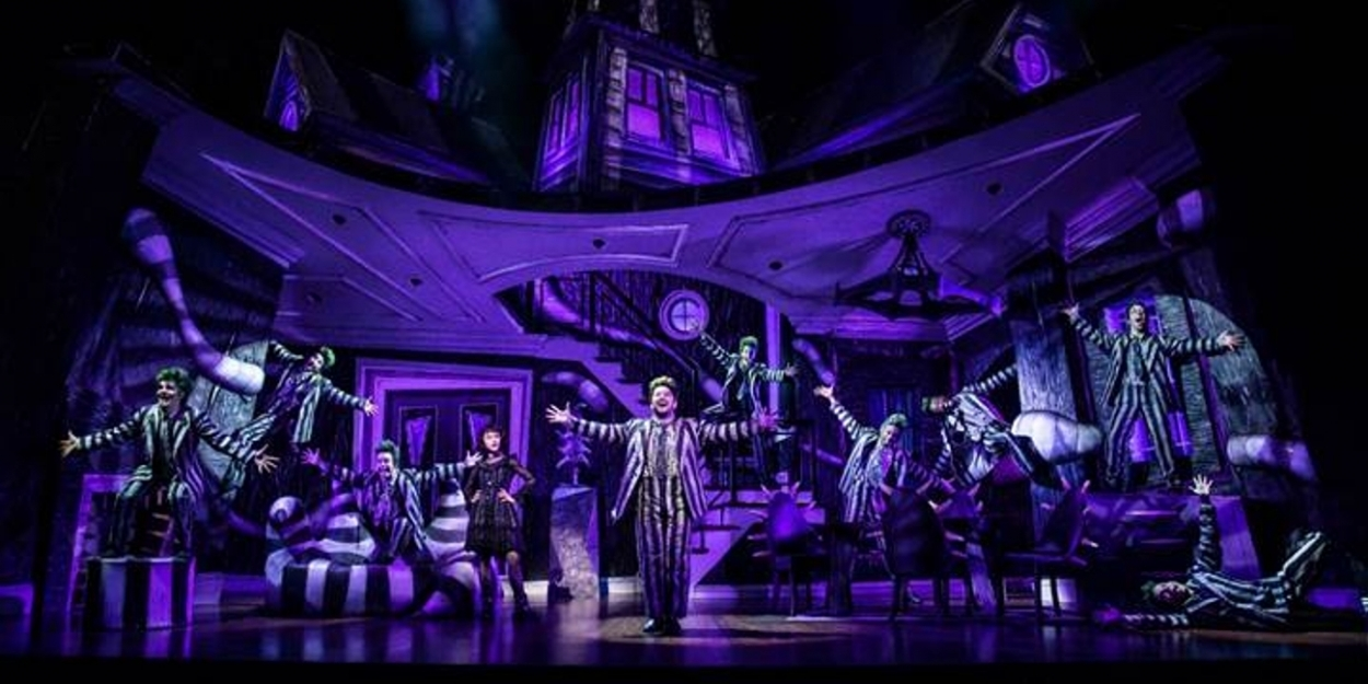 Beetlejuice Now On Sale Through January 5 2020