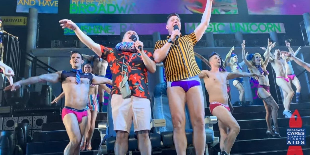 VIDEO: Inside The Record-Breaking 2019 BROADWAY BARES: TAKE OFF