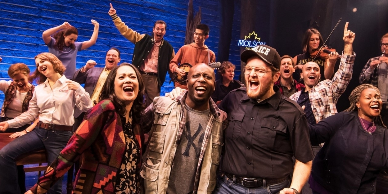 BWW Review: COME FROM AWAY at The Adrienne Arsht Center- Unapologetically Kind Photo