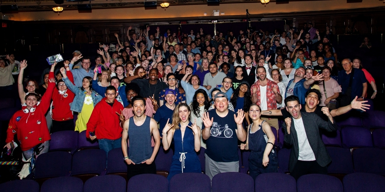 Photo Coverage: BE MORE CHILL Celebrates 100 Performances On Broadway