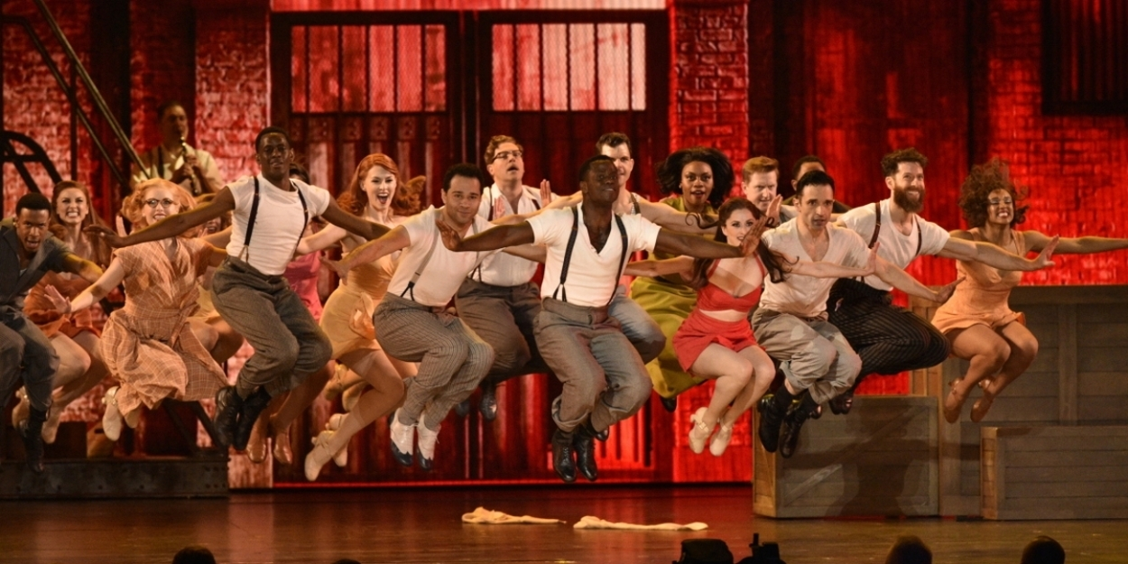 VIDEO: The Cast Of KISS ME, KATE Performs 'Too Darn Hot' at the Tonys