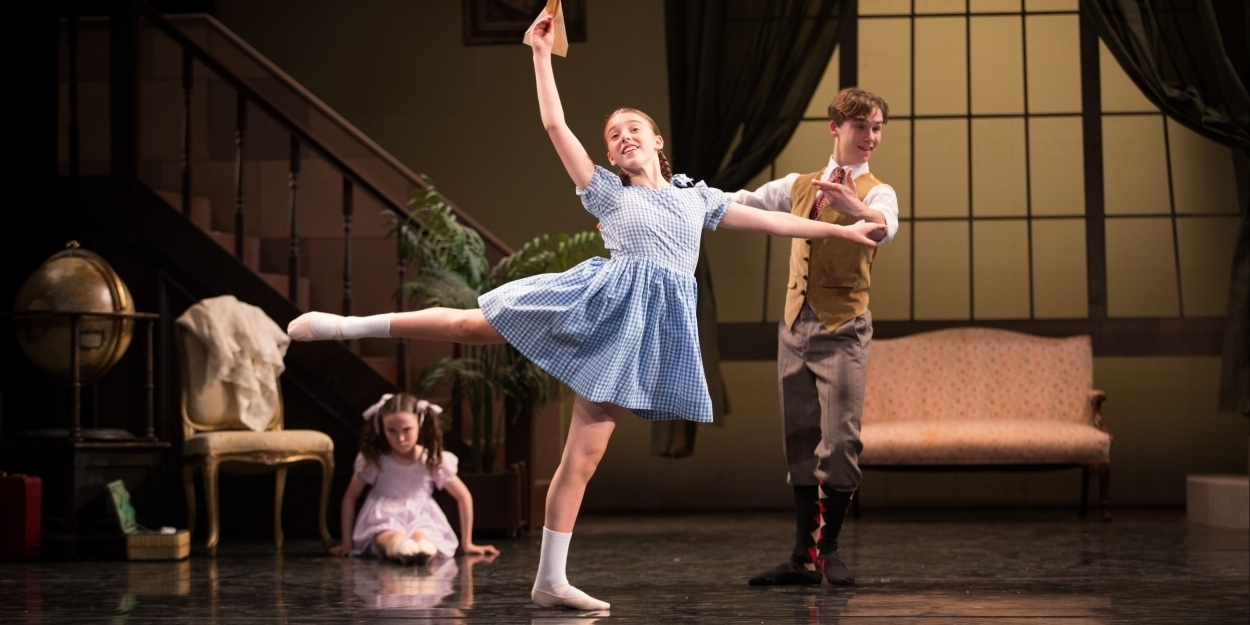 Bww Review Ballet Shoes Peacock Theatre