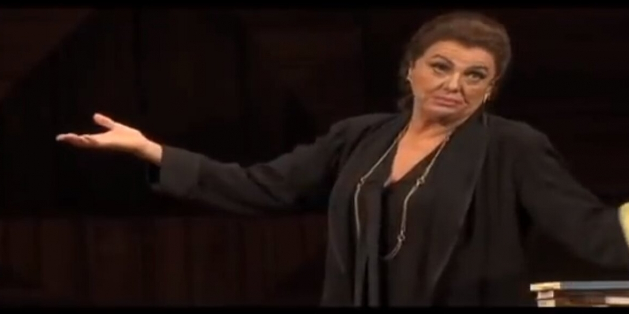 VIDEO: On This Day, July 7- Tyne Daly Stars In MASTER CLASS On Broadway