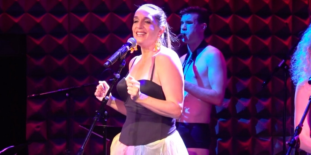 VIDEO: Julia Murney, Alice Ripley, and More Perform With The Skivvies at Joe's Pub