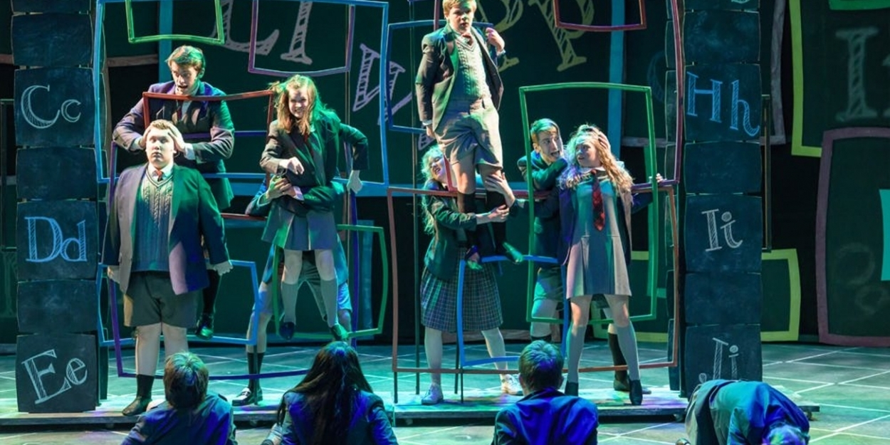 BWW Review: Kids And Choreography Enhance MATILDA At The