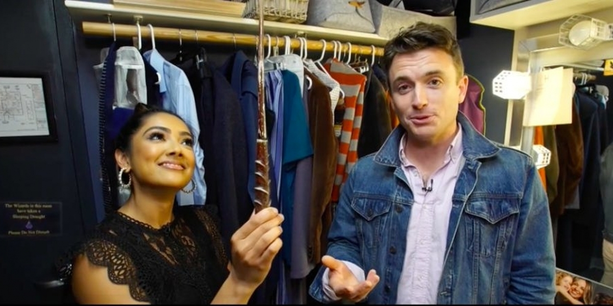 VIDEO: Get a Backstage Look at HARRY POTTER AND THE CURSED CHILD!