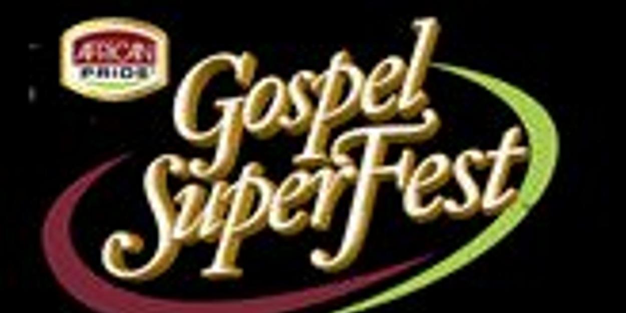 African Pride Gospel SuperFest Live TV Recording Set For 6