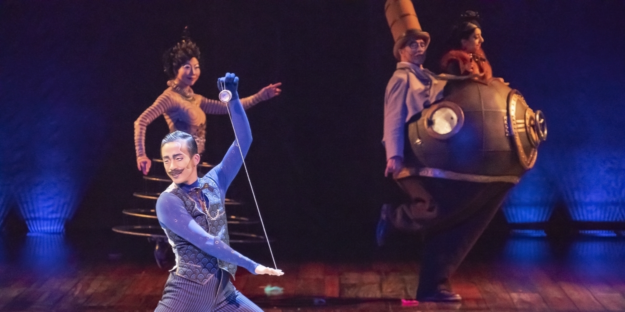 BWW Review: KURIOS- CABINET OF CURIOSITIES by Cirque Du Soleil in Singapore Photo