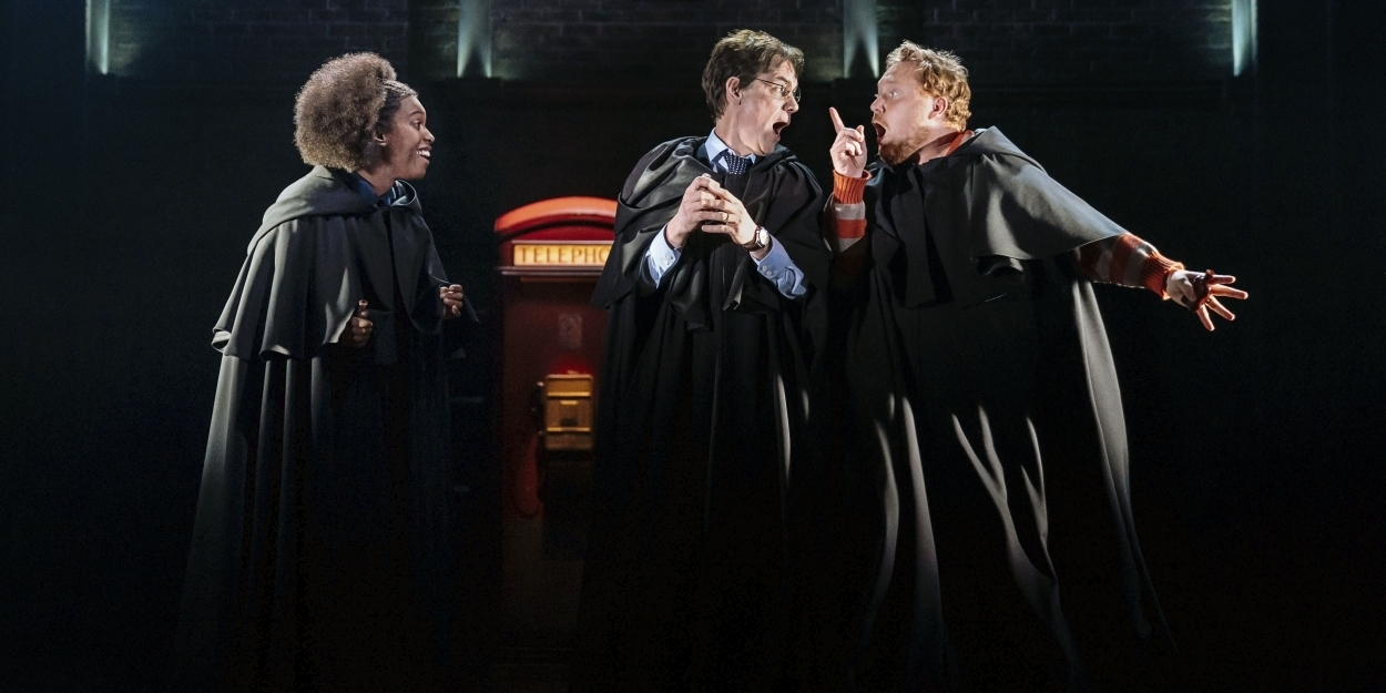 Photo Flash: Check Out All New Production Photos From the West End Production of HARRY POTTER AND THE CURSED CHILD