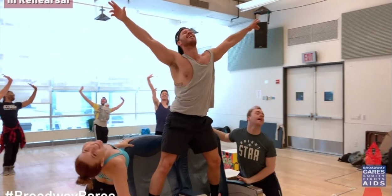 Video: Get A Look Inside BCEFA's BROADWAY BARES: TAKE OFF!