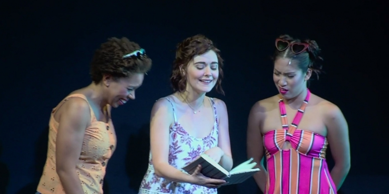VIDEO: MAMMA MIA! at Bucks County Playhouse