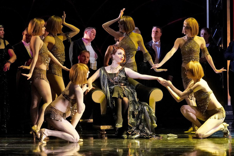 Review Roundup: What Did The Critics Think of LA TRAVIATA at LA Opera?
