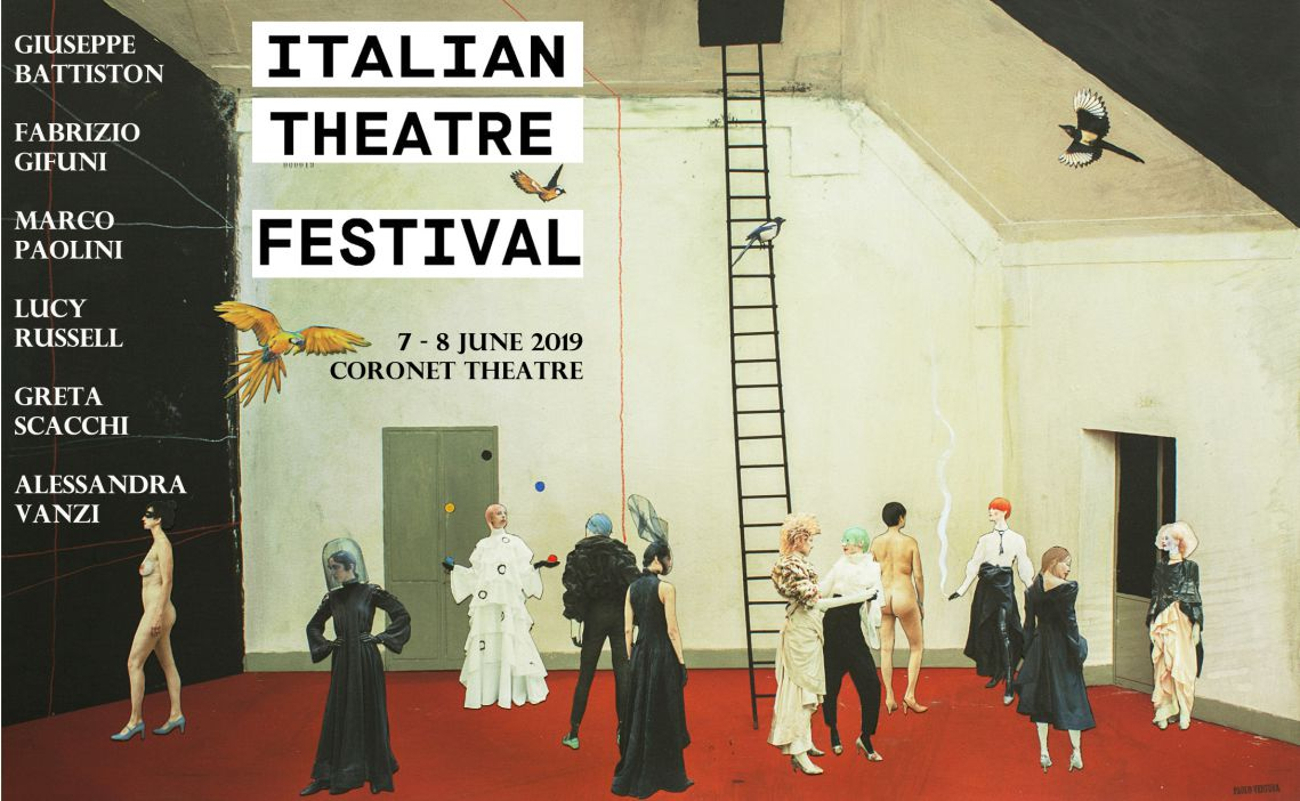 BWW Review: THREE ITALIAN SHORT STORIES, The Coronet Theatre