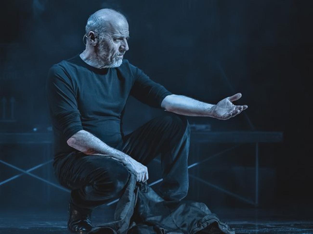 BWW Review: ODYSSEUS FILO, The Coronet Theatre