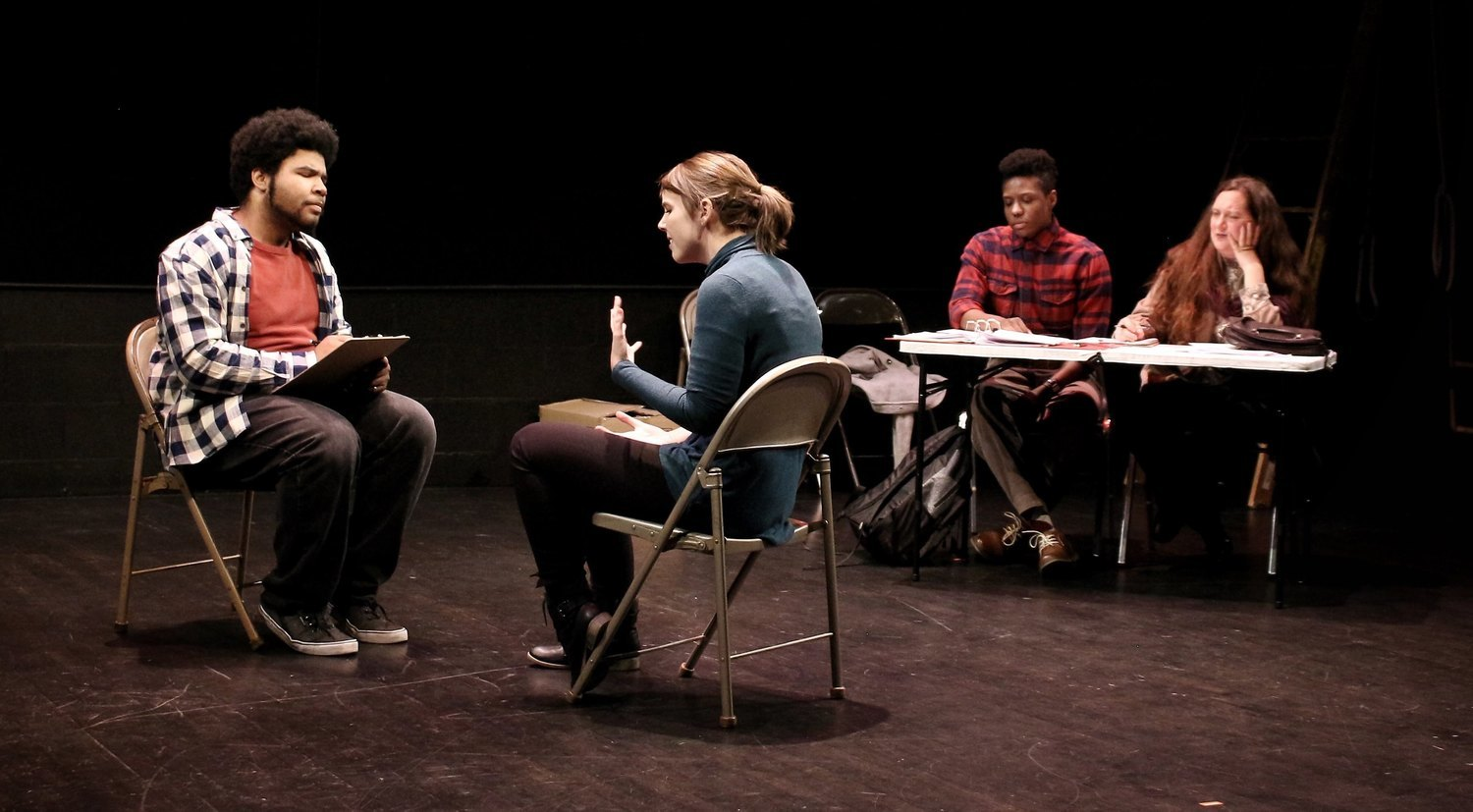 BWW Review: NOTE at Looking For Lilith Theatre Company