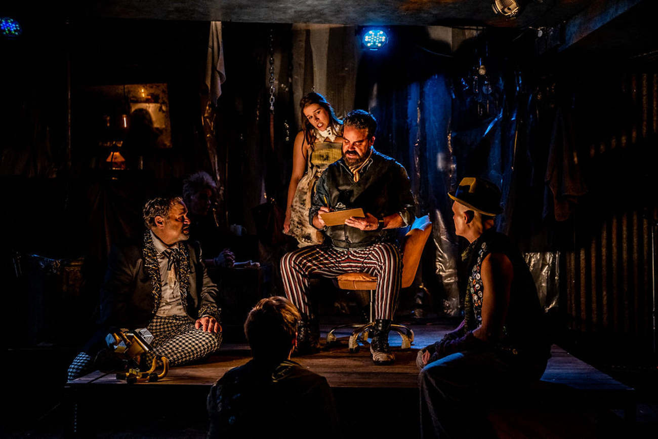 BWW Review: SWEENEY TODD Serves Up an Exhilarating Feast at Circle