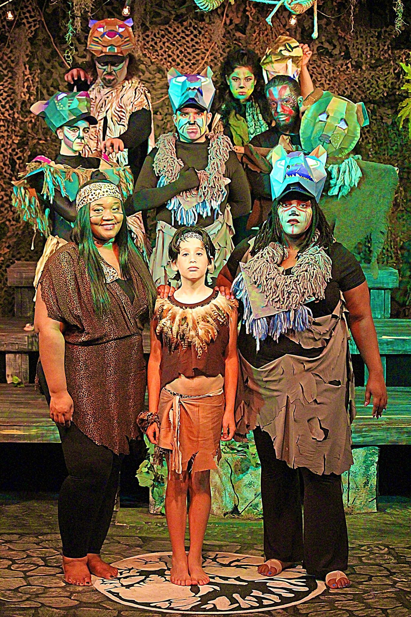 BWW Review: THE JUNGLE BOOK, A MUSICAL IS ENTERTAINING, IMMERSIVE EXPERIENCE at Carrollwood Players Theatre