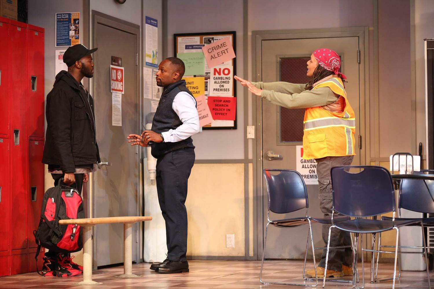BWW Review: SKELETON CREW at Westport Country Playhouse