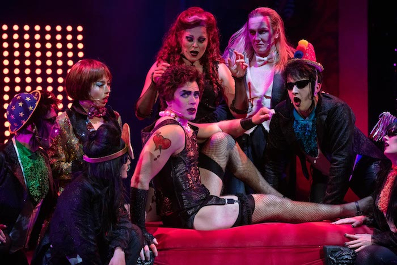 BWW Review: THE ROCKY HORROR SHOW, Grand Opera House York