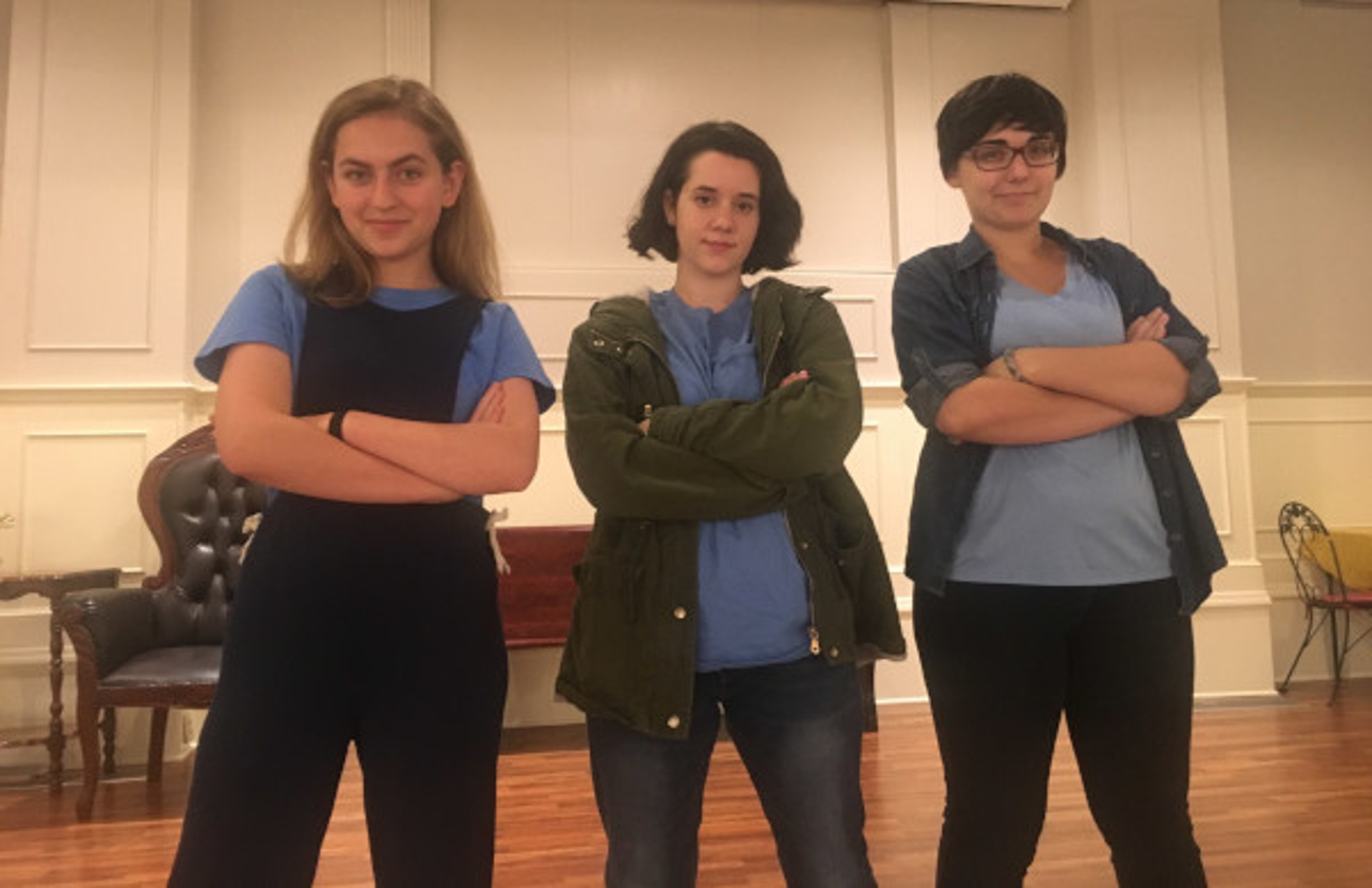 BWW Interview: Samantha Eyler, Paige Vasel And Eve Begelman of FUN HOME at Proud Mary Theatre Company