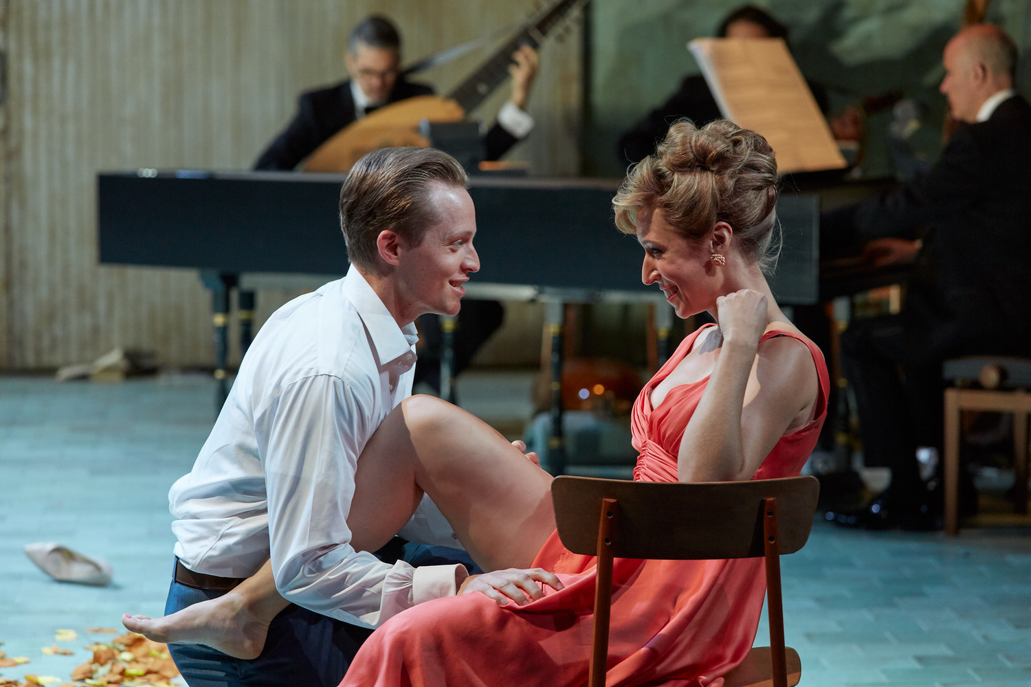 BWW Review: THE CORONATION OF POPPEA at Opera Theatre Of St. Louis