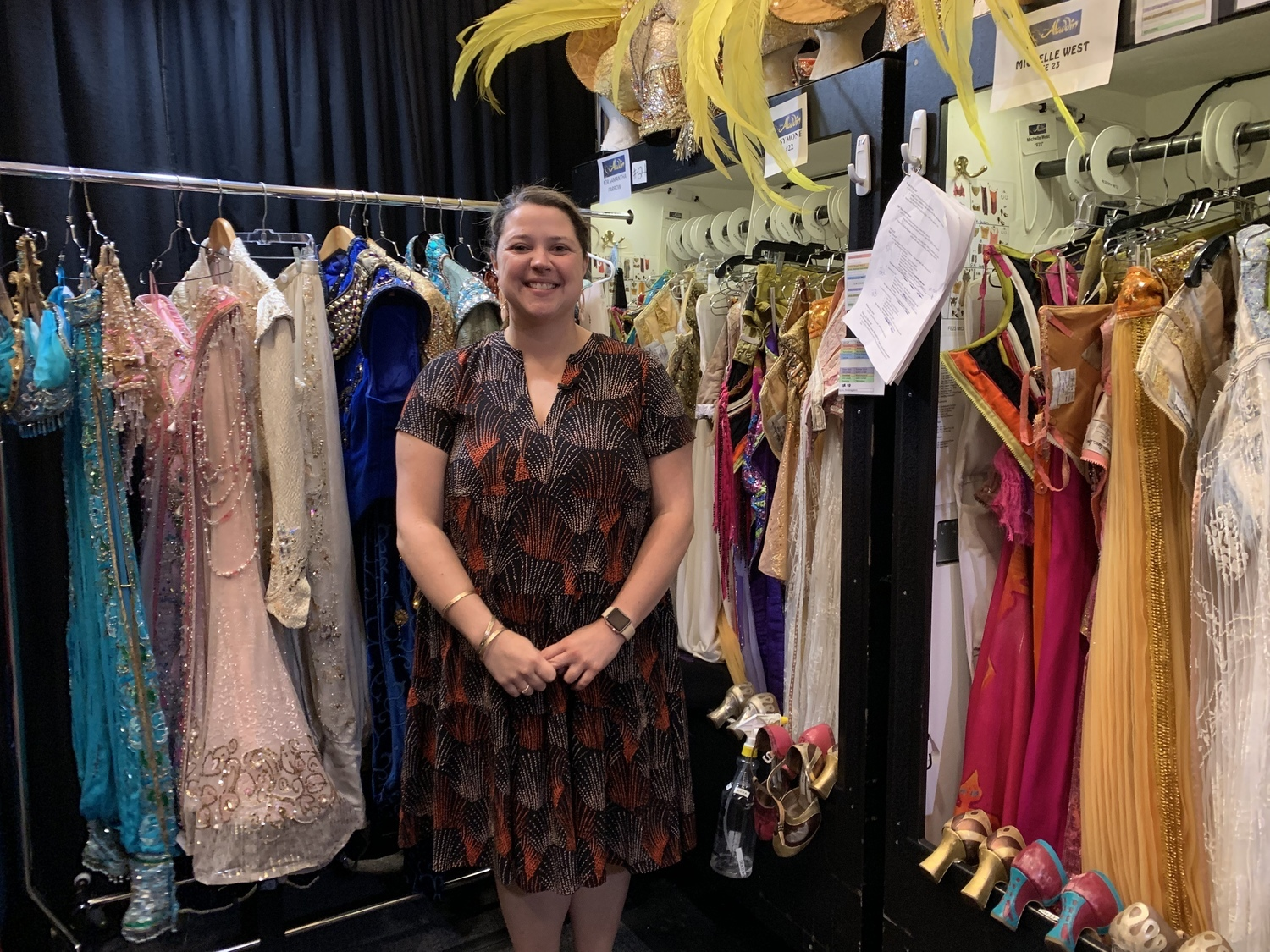 BWW Interview: Behind the Magic with Meredith Scott of ALADDIN at Dallas Summer Musicals