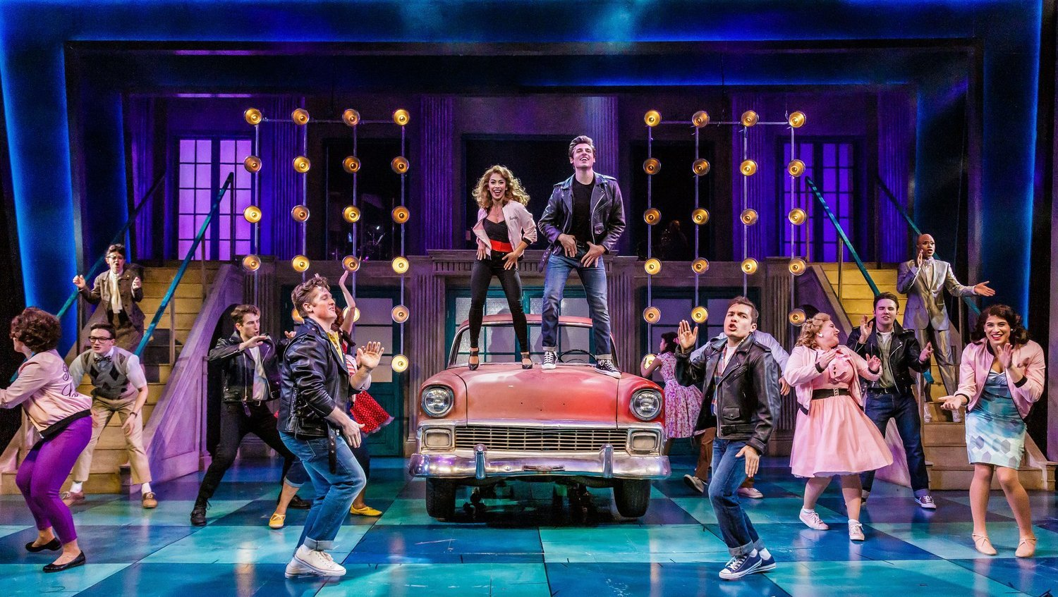 Review Roundup: GREASE at Finger Lakes Musical Theatre Festival; What Did The Critics Think?