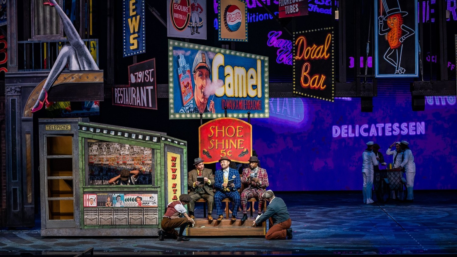 Review Roundup: GUYS AND DOLLS at MUNY; What Did The Critics Think?