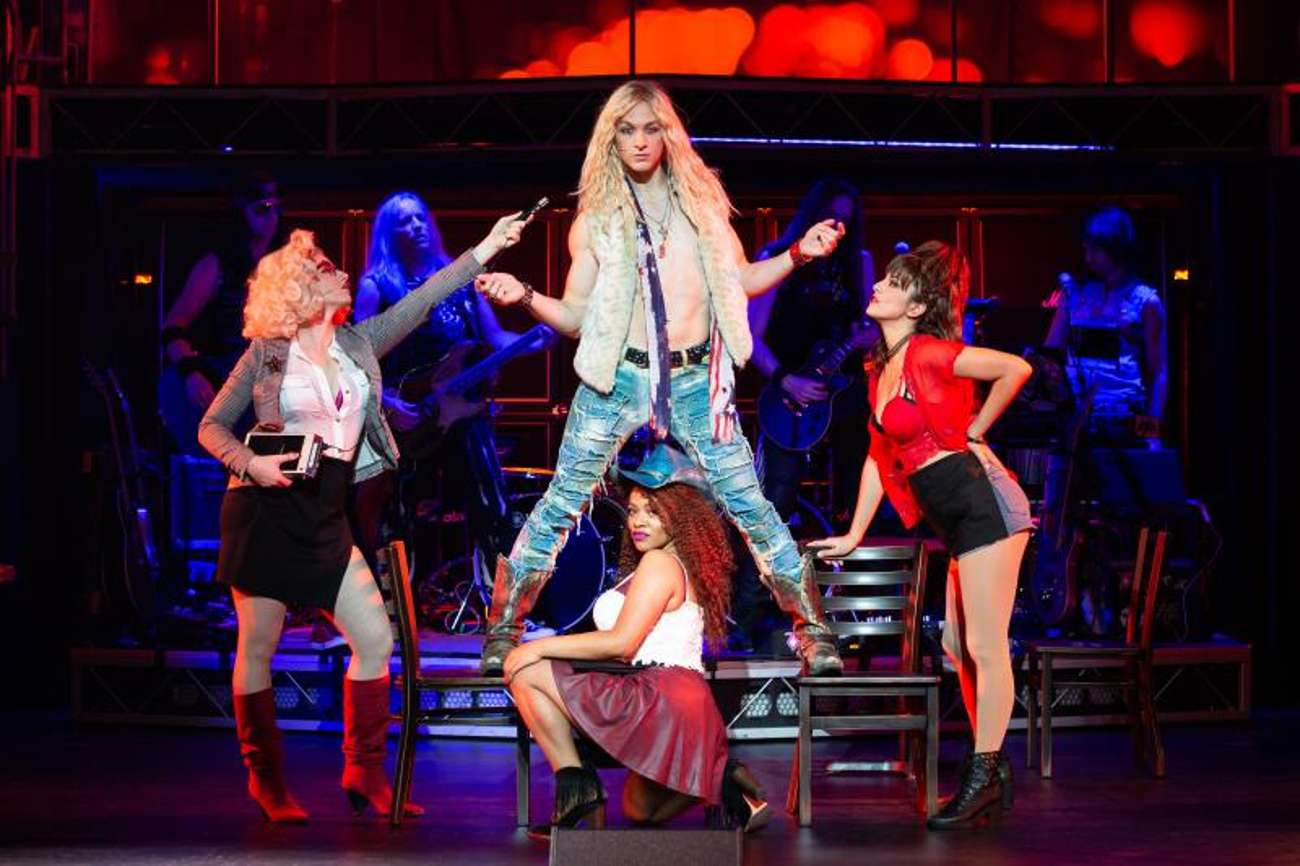 BWW Review: ROCK OF AGES 10TH ANNIVERSARY TOUR TOTALLY ROCKS at Straz Center For The Performing Arts
