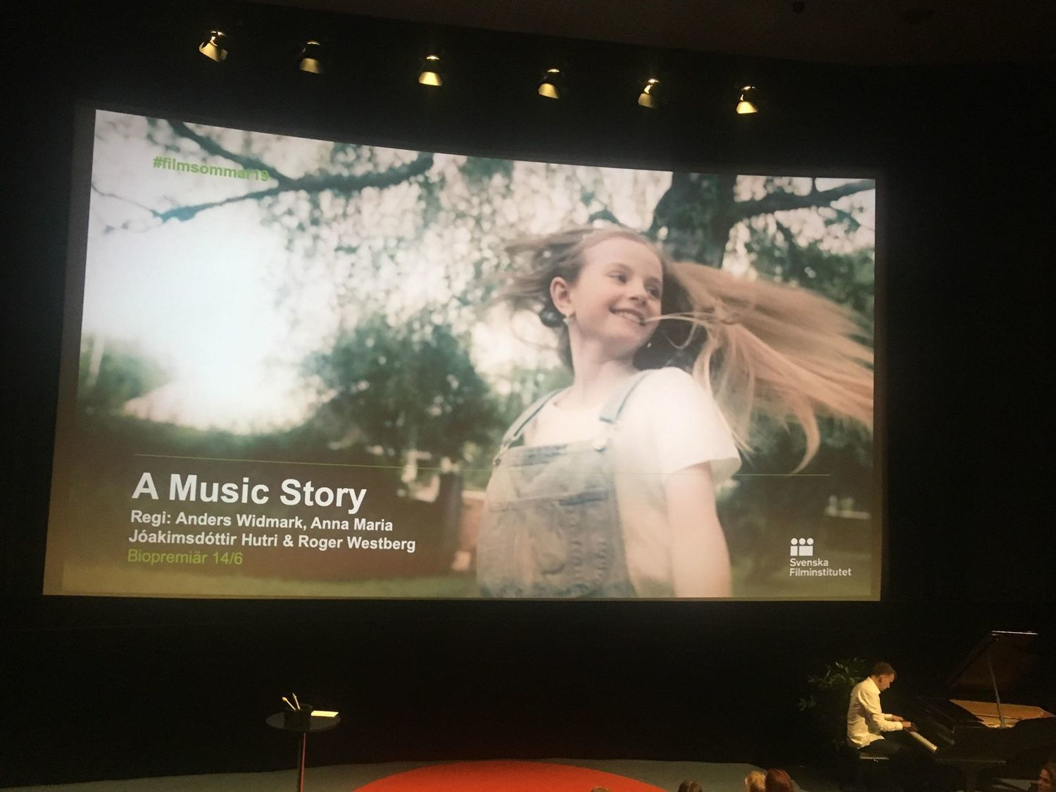 BWW Review: A MUSIC STORY at Cinemas