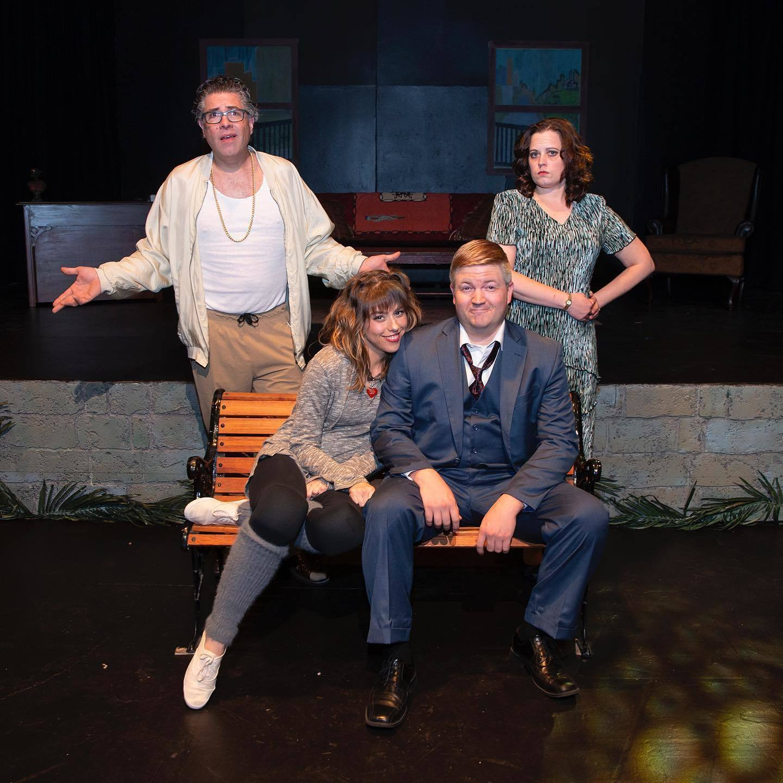 BWW Review: SYLVIA at Theatre Harrisburg