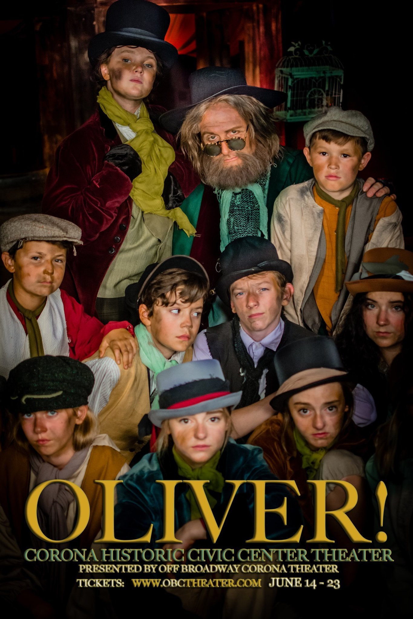 BWW Review: OLIVER! at OBC Theater in Corona is Delectable