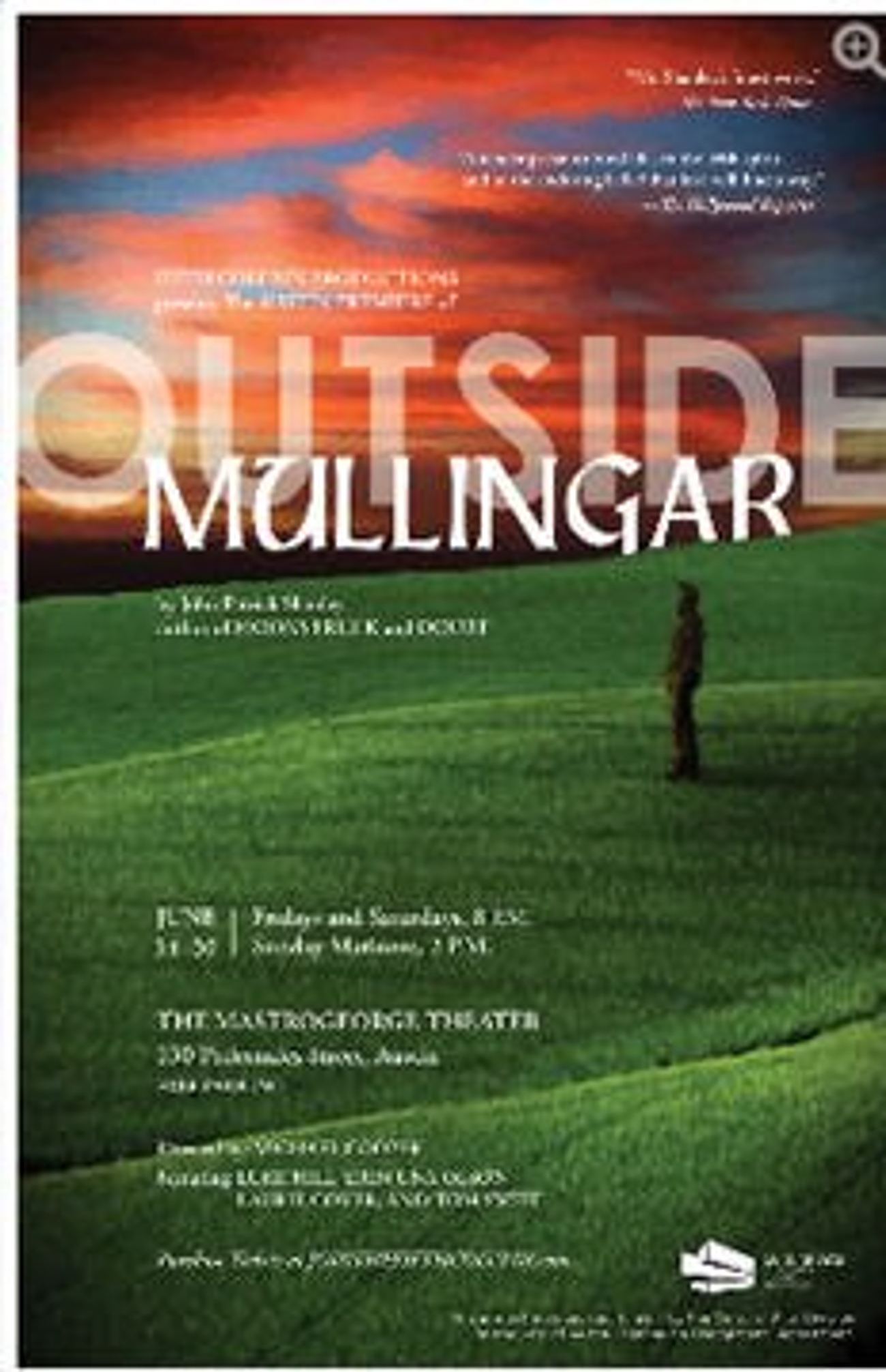 BWW Review: OUTSIDE MULLINGAR at Reverie Theatre Company