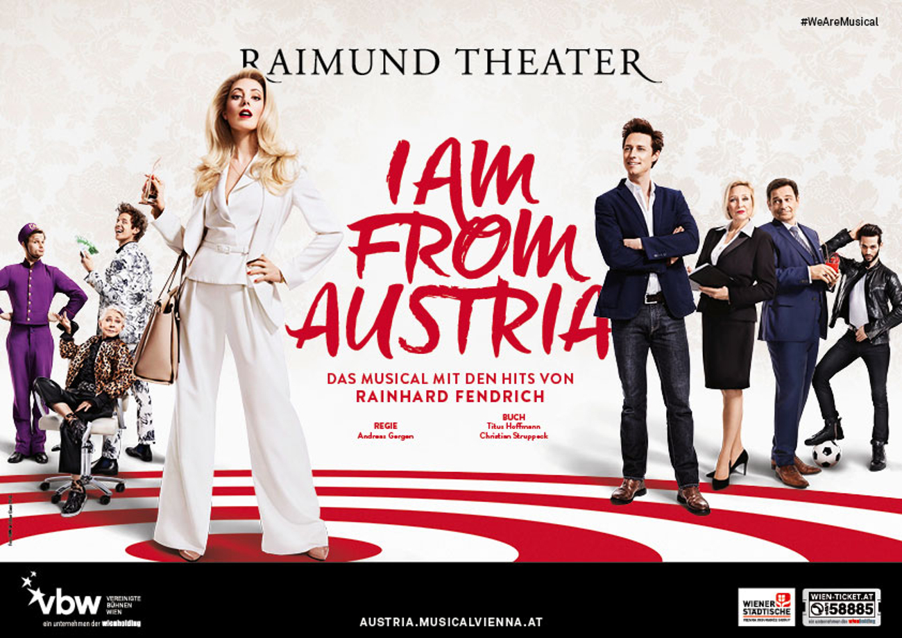 BWW Review: I AM FROM AUSTRIA at Raimund Theatre