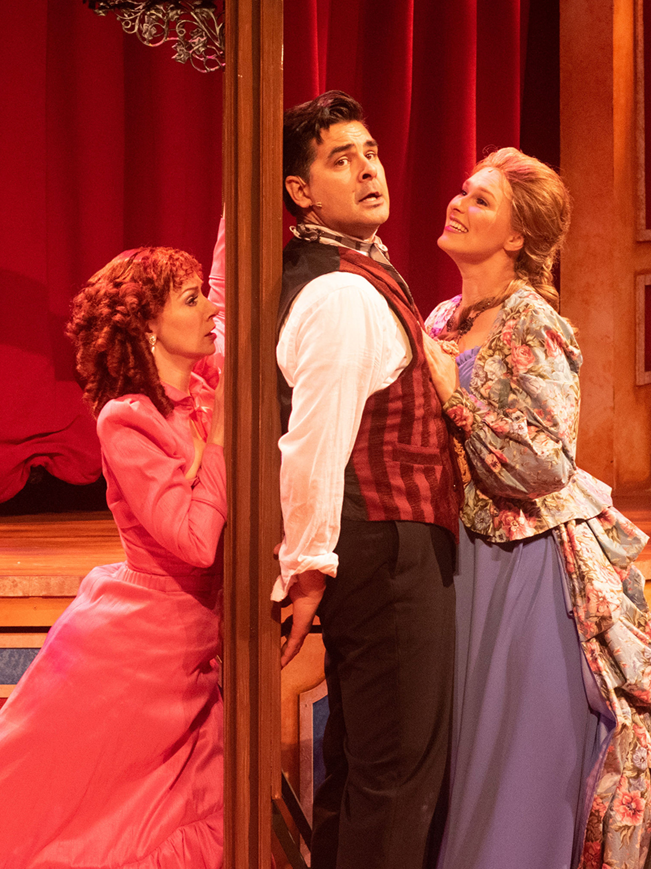 BWW Review: A GENTLEMAN'S GUIDE TO LOVE AND MURDER at Solvang Festival Theatre