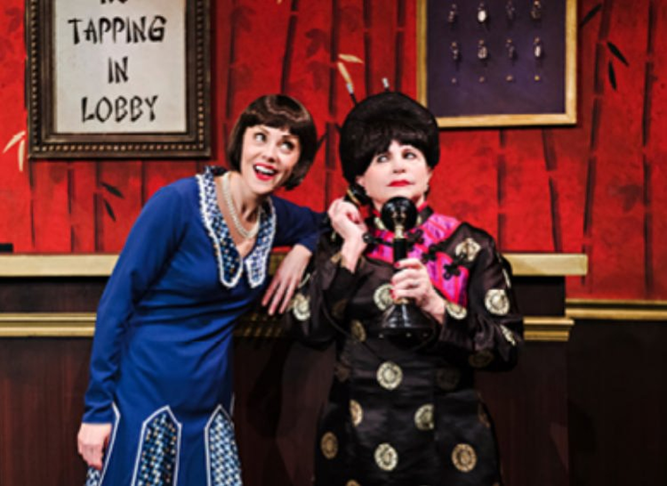 Review Roundup: THOROUGHLY MODERN MILLIE at Huron County Playhouse; What Did The Critics Think?