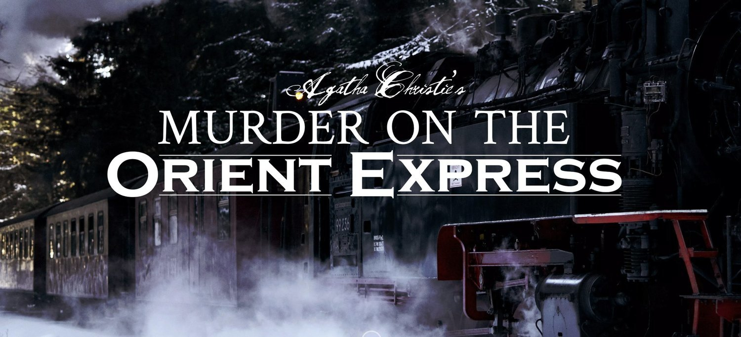 MURDER ON THE ORIENT EXPRESS to Play at Theatre Tallahassee