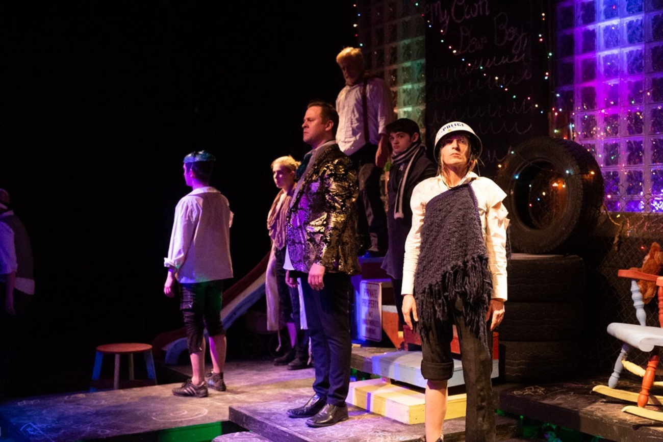 BWW Review: GROSS INDECENCY at Slipstream Theatre Initiative Embraces Creativity Through Imaginative Production Design
