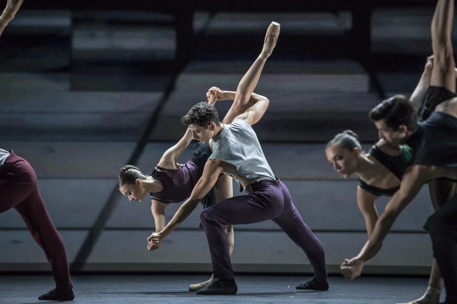BWW Review: YOUNG TALENT FESTIVAL: BALLETT ZURICH JUNIOR COMPANY, Linbury Theatre, Royal Opera House