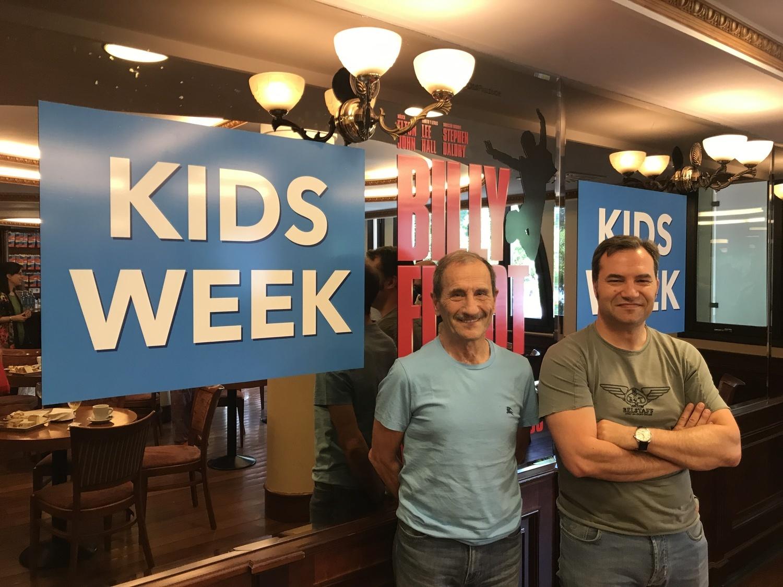 SOM PRODUCE anuncia la 'Kids Week' en BILLY ELLIOT
