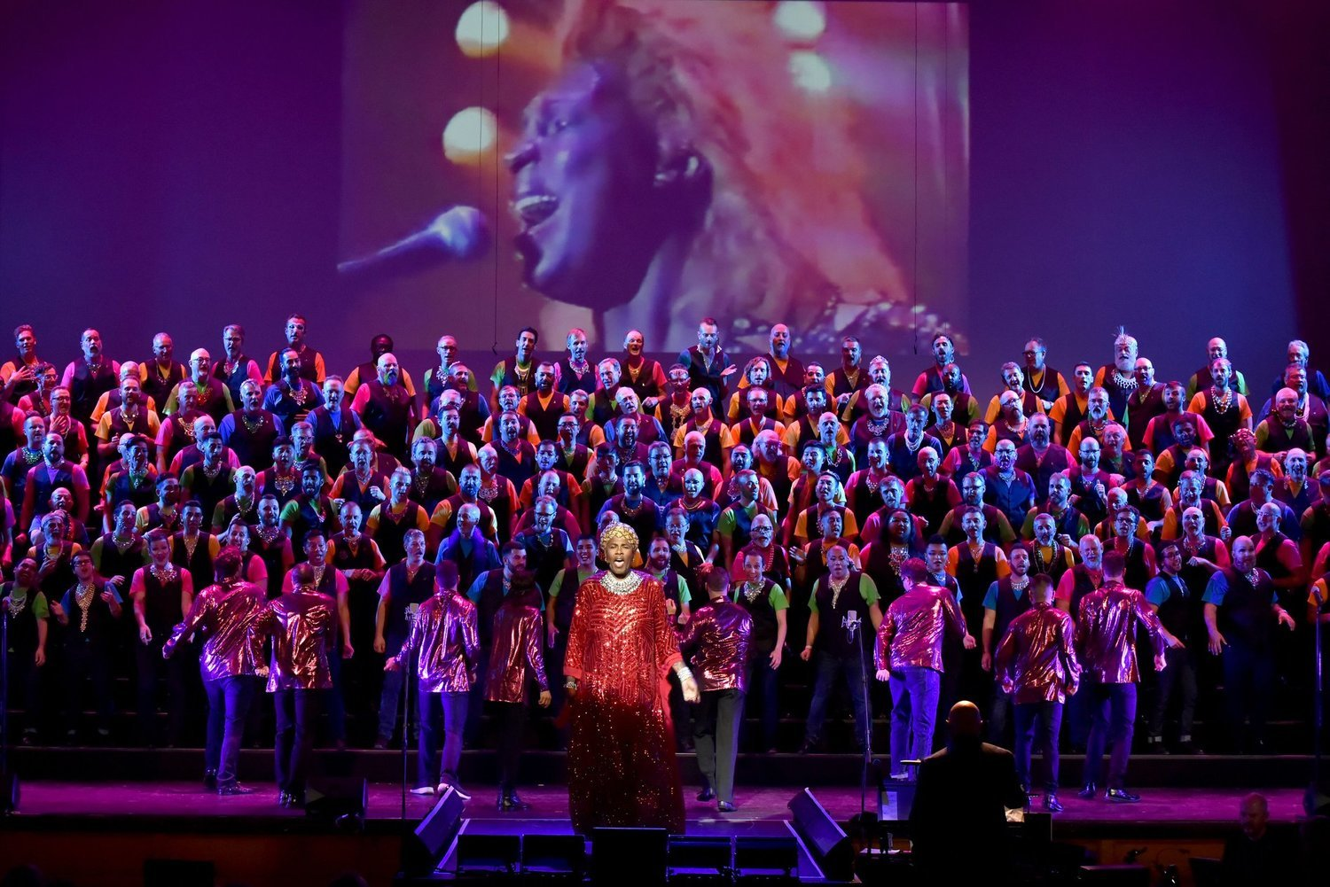 BWW Review: The San Francisco Gay Men's Chorus Presents QUEENS at The Sydney Goldstein Theater, a Retrospective of Powerful LGBTQ Queens From the 60's to Today