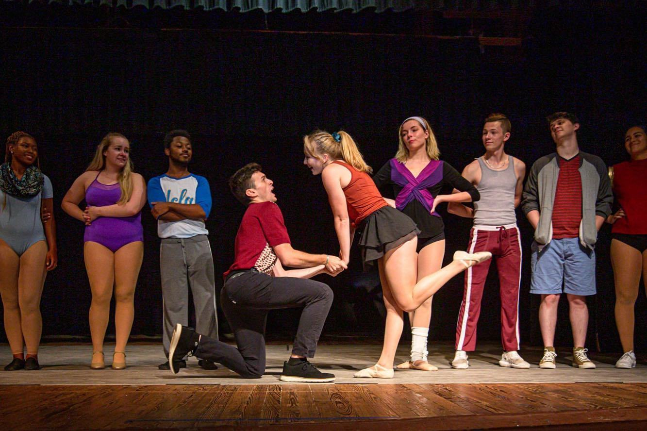 BWW Review: A CHORUS LINE at Monticello Opera House