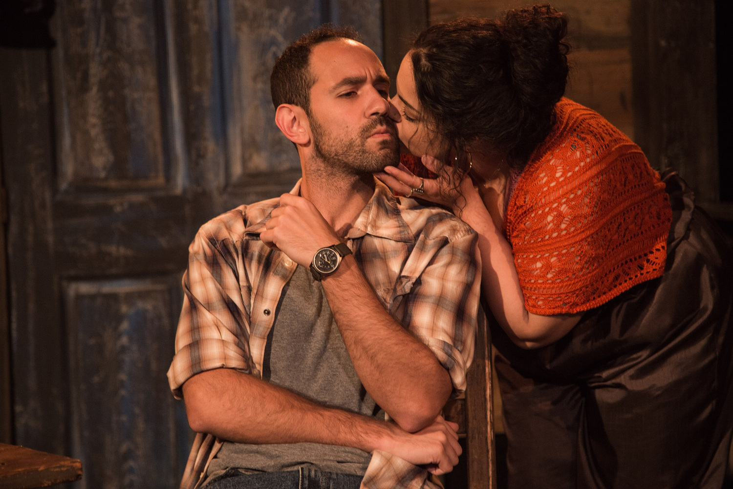 BWW Review: THE RIVER at BoHo Theatre