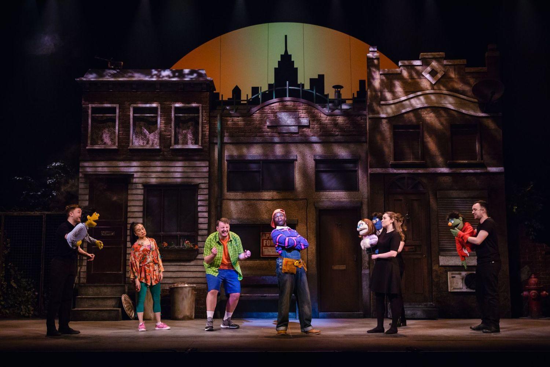BWW Review: AVENUE Q, King's Theatre, Glasgow