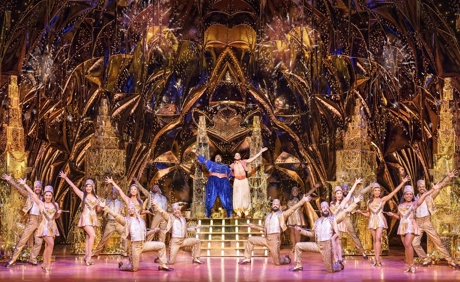 BWW Review: ALADDIN Animates The Hobby Center with Showmanship and Spectacle