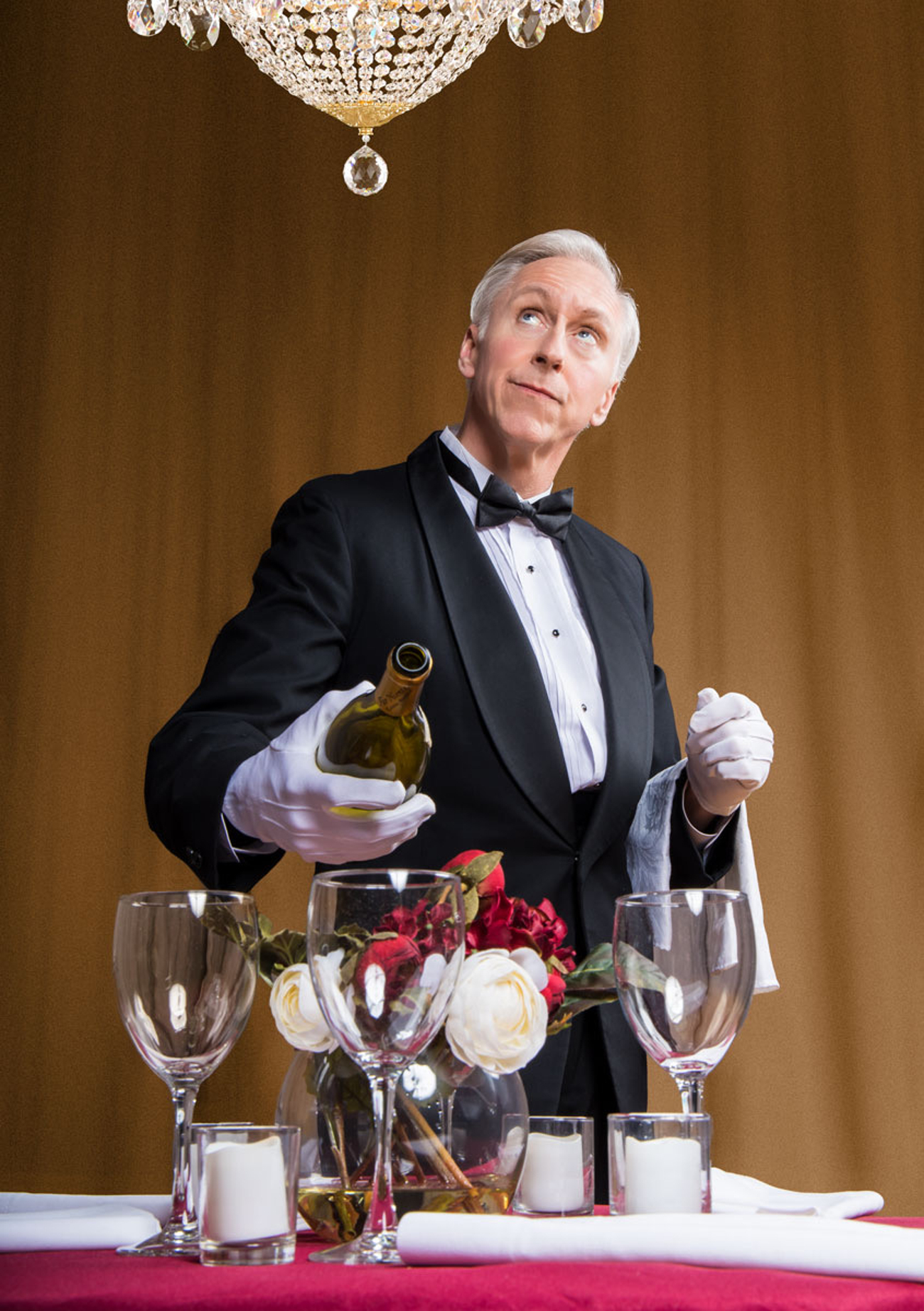 BWW Review: THE OLDEST LIVING CATER WAITER at Gateway Theatre