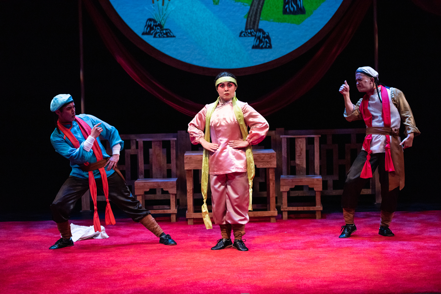 BWW Review: THE BALLAD OF MU LAN at Imagination Stage