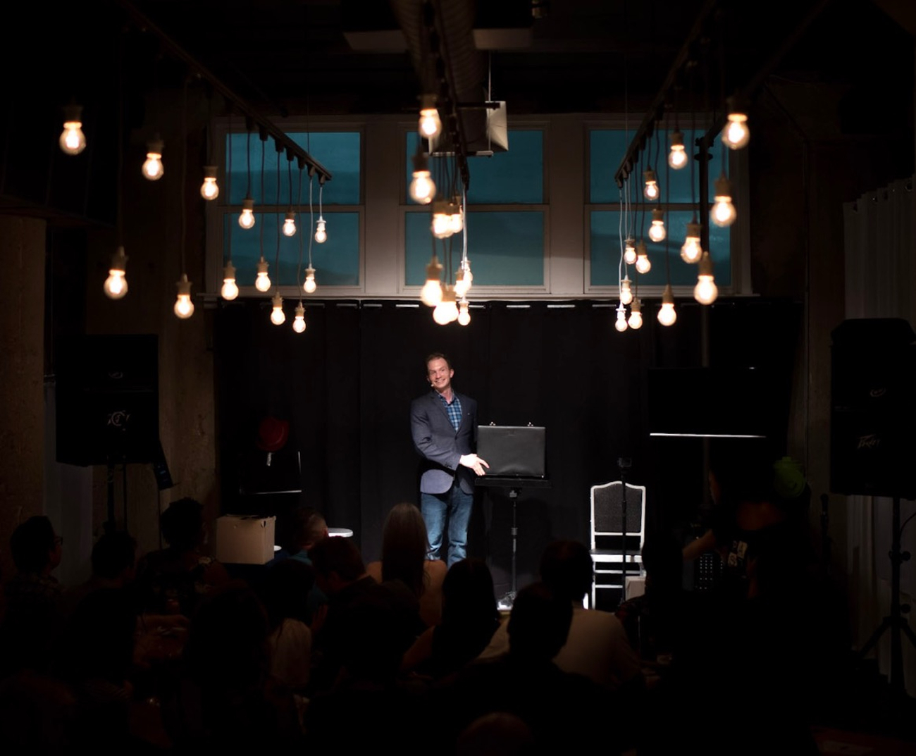 BWW Review: A Mouthful of Magic with Trigg Watson at Checkered Past Winery