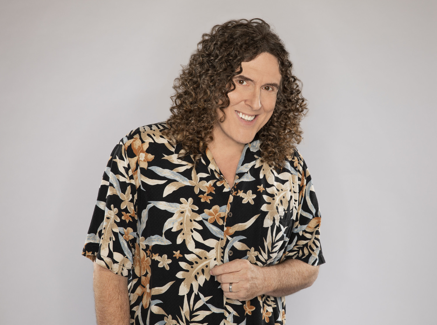 BWW Interview: 'Weird Al' Yankovic Talks About Broadway, Nerd Life, Jelly Donuts, and Touring with a Symphony