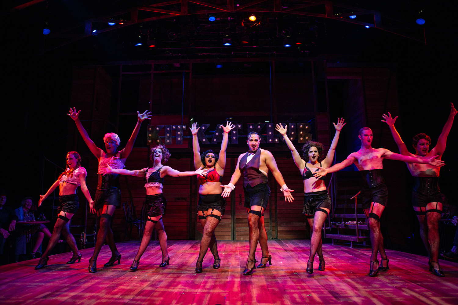 BWW Review: CABARET at SF Playhouse is an Eye-Popping, Wonderfully Acted Revival That Is As Relevant Today As When It Premiered in 1966